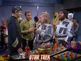 "Star Trek: The Original Series, Captain Kirk in ""Journey to Babel"" Photo"