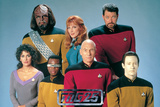Star Trek: The Next Generation, The Next Generation Crew Photo