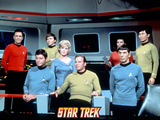 Star Trek: The Original Series Cast Photographie