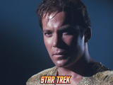 "Star Trek: The Original Series, Kirk or his Counterpart in ""Mirror, Mirror"" Poster"