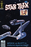 Star Trek: The Original Series Illustrated Cover Prints