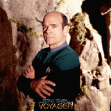 Star Trek: Voyager, The Doctor Photo