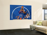 Sacramento Kings v Los Angeles Clippers: Carl Landry Posters by Noah Graham
