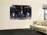 Phoenix Suns v Denver Nuggets: Aaron Afflalo and Hakim Warrick Prints by Garrett Ellwood