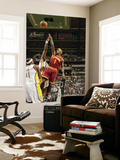 Cleveland Cavaliers v Indiana Pacers: Daniel Gibson and James Posey Posters af Ron Hoskins