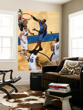 Orlando Magic v Washington Wizards: Dwight Howard, Kirk Hinrich and Alonzo Gee Prints by Ned Dishman