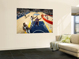 Los Angeles Lakers v Memphis Grizzlies: Shannon Brown and O.J. Mayo Posters by Joe Murphy