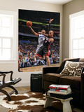 Miami Heat v Orlando Magic: Jameer Nelson and Carlos Arroyo Prints by Fernando Medina