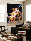 Indiana Pacers v Los Angeles Lakers: Kobe Bryant Prints by Noah Graham