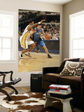 Orlando Magic v Indiana Pacers: J. J. Redick and Brandon Rush Poster by Ron Hoskins