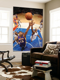 Los Angeles Lakers v Los Angeles Clippers: Ron Artest and Craig Smith Posters by Noah Graham