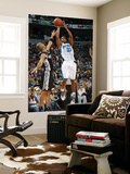 San Antonio Spurs v New Orleans Hornets: Willie Green and Tony Parker Prints by Layne Murdoch