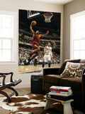 Cleveland Cavaliers v Indiana Pacers: Joey Graham and Danny Granger Prints by Ron Hoskins