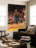 Washington Wizards v Miami Heat: Nick Young Prints by Victor Baldizon