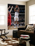 Houston Rockets v Dallas Mavericks: Caron Butler and Chase Budinger Prints by Glenn James