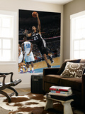 San Antonio Spurs v New Orleans Hornets: Tim Duncan Print by Layne Murdoch