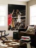 Los Angeles Clippers v Indiana Pacers: Danny Granger and Brian Cook Prints by Ron Hoskins