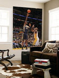 Indiana Pacers v Los Angeles Lakers: Roy Hibbert and Lamar Odom Posters by Noah Graham