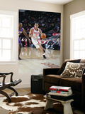Los Angeles Lakers v Houston Rockets: Ron Artest and Kevin Martin Prints by Bill Baptist