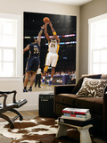 Utah Jazz v Los Angeles Clippers: Kobe Bryant and Brandon Rush Prints by Noah Graham