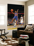 New York Knicks v Golden State Warriors: Toney Douglas Prints by Rocky Widner