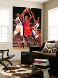 Chicago Bulls v Phoenix Suns: Grant Hill, Channing Frye and Derrick Rose Posters by Barry Gossage