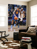 Golden State Warriors v Minnesota Timberwolves: Monta Ellis and Corey Brewer Prints by David Sherman