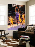 Sacramento Kings v Los Angeles Lakers: Carl Landry Posters by Andrew Bernstein