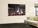 New Jersey Nets v Sacramento Kings: Tyreke Evans Prints by Don Smith