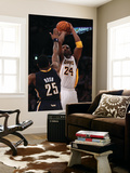 Indiana Pacers v Los Angeles Lakers: Kobe Bryant and Brandon Rush Prints by Jeff Gross