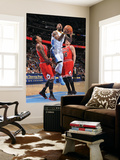 Chicago Bulls v Denver Nuggets: James Johnson, Gary Forbes and Kyle Korver Prints by Garrett Ellwood