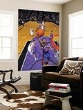 New York Knicks v Sacramento Kings: Wilson Chandler Poster by Rocky Widner