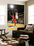 Rio Grande Valley Vipers v Austin Toros: Lewis Cinch and Jerel McNeal Print by Chris Covatta