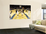 Denver Nuggets v Charlotte Bobcats: Carmelo Anthony and Boris Diaw Prints by  Streeter