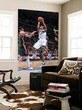 Milwaukee Bucks v Denver Nuggets: Aaron Afflalo Prints by Garrett Ellwood