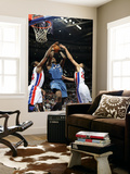 Washington Wizards v Detroit Pistons: Andray Blatche, Jason Maxiell and Tayshaun Prince Prints by Allen Einstein