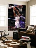 Sacramento Kings v Los Angeles Clippers: DeAndre Jordan and Samuel Dalembert Print by Noah Graham