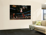Miami Heat v Cleveland Cavaliers: Dwyane Wade, Mo Williams and Anthony Parker Posters by David Liam Kyle