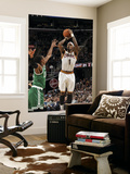 Boston Celtics v Cleveland Cavaliers: Daniel Gibson and Rajon Rondo Posters by David Liam Kyle