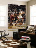 Miami Heat v Cleveland Cavaliers: Mo Williams and Carlos Arroyo Print by David Liam Kyle