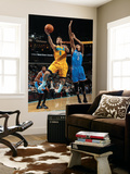 Oklahoma City Thunder v New Orleans Hornets: Marco Belinelli and Thabo Sefolosha Prints by  Chris