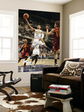 Cleveland Cavaliers v Indiana Pacers: Danny Granger anderson Varejao and Mo Williams Posters by Ron Hoskins
