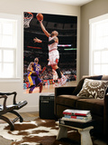 Los Angeles Lakers v Chicago Bulls: Carlos Boozer and Kobe Bryant Posters by Andrew Bernstein
