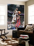 New Jersey Nets v Utah Jazz: Ronnie Price and Travis Outlaw Prints by Melissa Majchrzak