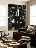 Boston Celtics v Charlotte Bobcats: Doc Rivers Prints by  Streeter