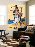 Memphis Grizzlies v Washington Wizards: Darrell Arthur and JaVale McGee Prints by Ned Dishman