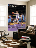 Washington Wizards v Sacramento Kings: Beno Udrih and Kirk Hinrich Prints by Rocky Widner