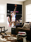 Golden State Warriors v Houston Rockets: Shane Battier Poster by Bill Baptist