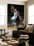 San Antonio Spurs v New Orleans Hornets: Marco Belinelli and George Hill Posters by Layne Murdoch