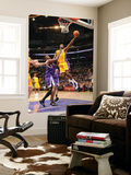 Sacramento Kings v Los Angeles Lakers: Lamar Odom Art by Noah Graham